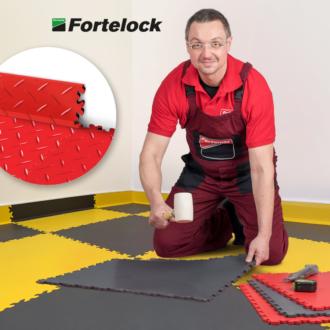 Hogyan telepítendők a Fortelock szegélylécek? Könnyen