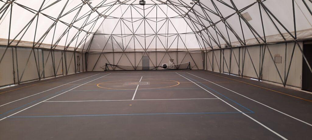 Sportcsarnok, Olaszország